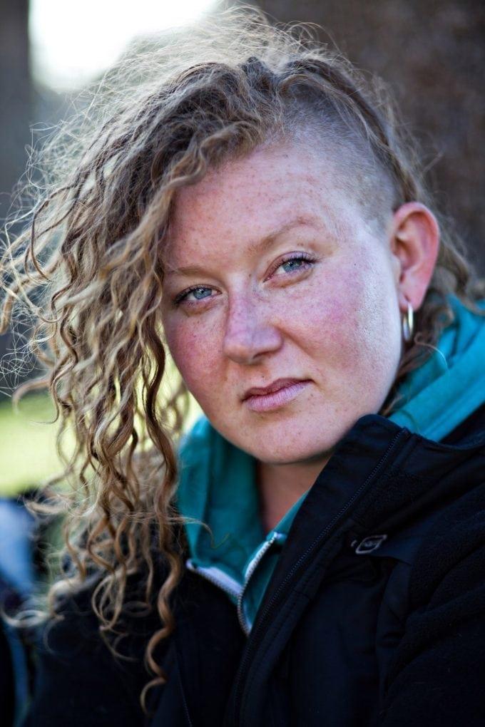 Saranique Schwartz is a suicide attempt survivor.