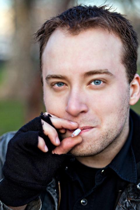 Joey Olszewski is a suicide attempt survivor.