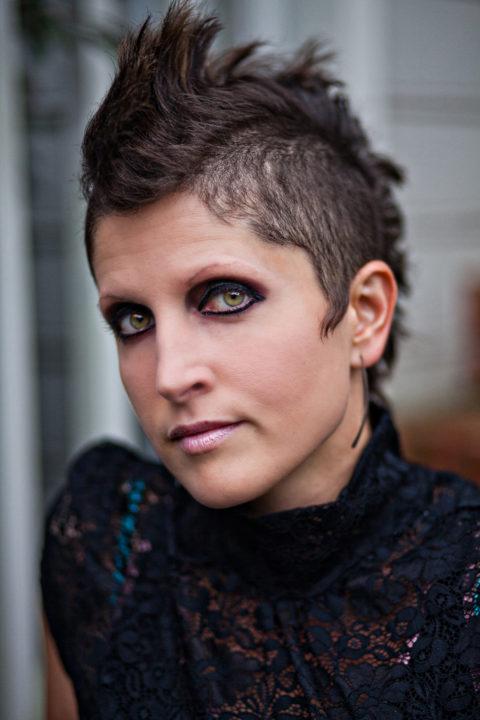 Suzanne Miller is a suicide attempt survivor.